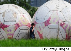 World Cup gambling popular in Asia
