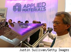 Applied Materials Earnings
