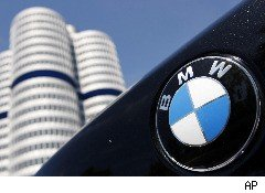 Luxury carmaker BMW saw its sales growth accelerate past its competitors' in November.