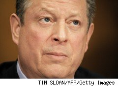 Former Vice President Al Gore is facing an image problem, and it's leaving the environmental movement short a spokesman.