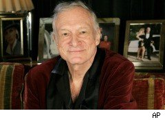 Playboy Hugh Hefner