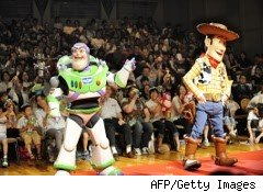 3D Toy Story