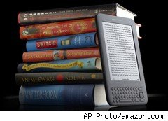 Amazon.com's new Kindle has arrived