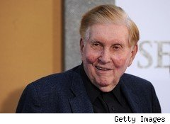 Sumner Redstone, chairman of Viacom
