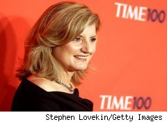 Arianna Huffington attends Time's 100 Most Influential People in the World Gala