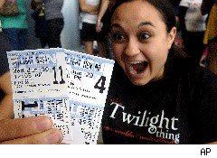 Twilight tickets