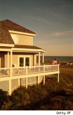 Vacation homes sales on the rise again after serious slump