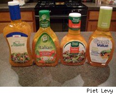 Best Italian salad dressing? We rank the house brands