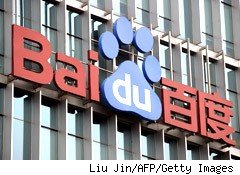 Baidu's Shares Soar as Google Gets Stuck in Chinese Red Tape
