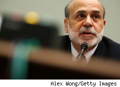 Ben Bernanke, chairman of the Federal Reserve, faces daunting challenges as the economy weakens.