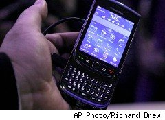 Is BlackBerry-maker Research In Motion Ripe for a Rebound?