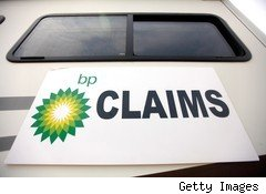 BP compensation claims