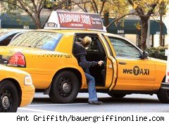 New York Cabbies Fare Badly as Gas Prices Soar