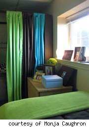 Dorm decor for less: Back-to-school privacy that isn't pricey