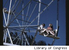 Ferris Wheel, Library of Congress, Depression, Great Depression