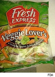 Another Fresh Express recall: Listeria risk in Veggie