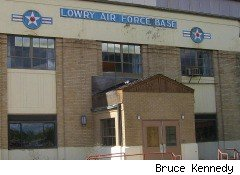 Lowry Air Force Base, military base, Denver, Colorado, Lowry AFB, base closures