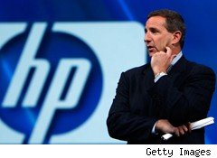 Mark Hurd HP CEO