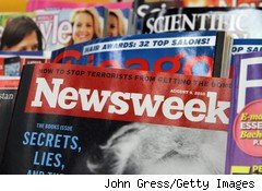 Sidney Harman agreed to buy Newsweek magazine from The Washington Post Co.