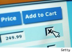 U.S. online spending is rebounding