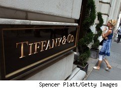 Tiffany & Co. is expected to report earnings growth