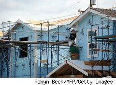 Habitat for Humanity adds insulation to a