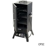 Char-Broil smoker recalled.