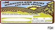 Morningland Dairy cheese recalled.