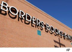 Borders Books facade