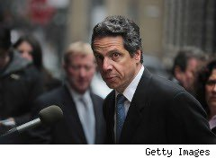 New York State Attorney General Andrew Cuomo