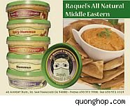 Maker of Raquel's hummus warning by FDA over filth and mold.
