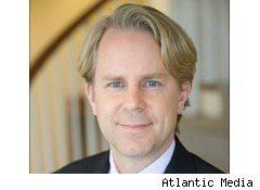 Justin Smith, president Atlantic Media