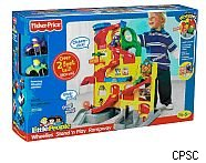 Fisher-Price Little People recall.