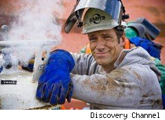 'Dirty Jobs' Mike Rowe Works Hard for Unemployed Veterans