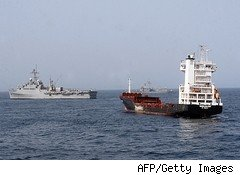Magellan Star hijacked by Somali Pirates