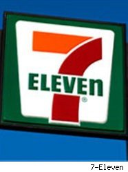 7=Eleven sign