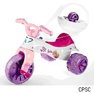 Fisher-Price trike recall