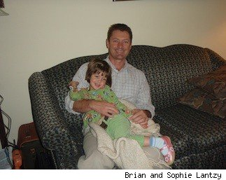Brian and Sophie Lantzy
