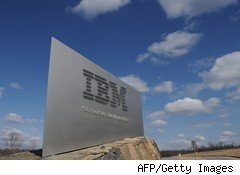 IBM third-quarter earnings