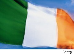 S&P Downgrades Ireland's Debt to A-