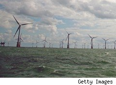 Google Invests in Offshore Wind Energy Power Network