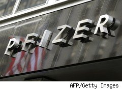 Pfizer says it has discontinued 15 of the projects in its development pipeline as it works to cut its R&D expenses.