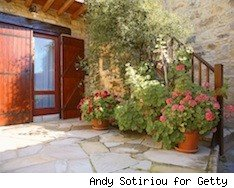 house in Cyprus - places to retire