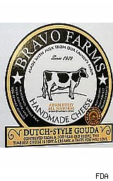 Costco Bravo Farms cheese recall