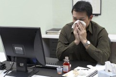 Germ filled places where you can catch a cold