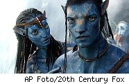 Characters from the movie Avatar