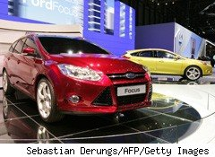 Ford to Make Permanent 500 Temp Jobs at German Focus Plant