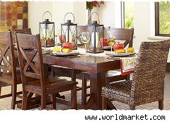 Delightful Dining Room Set From World Market