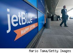 jetBlue terminal at JFK