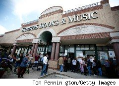 Borders Books and Music store